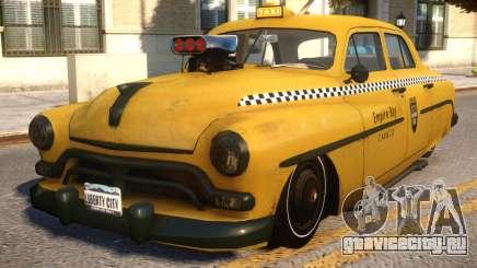 Quicksilver Windsor Taxi для GTA 4