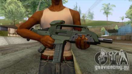 XM8 Compact Rifle Green для GTA San Andreas