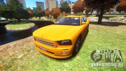 Bravado Buffalo Standard V6 для GTA 4