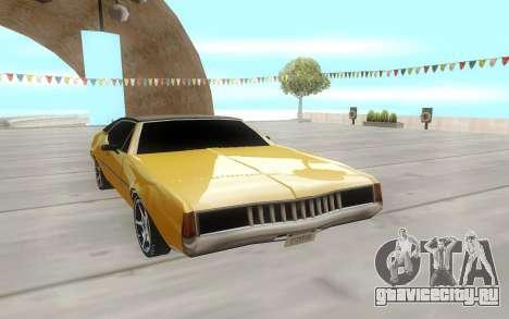 Clover New для GTA San Andreas