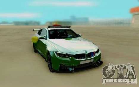 BMW M4 F82 Свадебная для GTA San Andreas