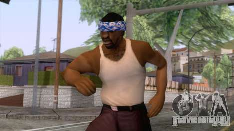 Crips & Bloods Fam Skin 3 для GTA San Andreas