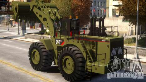 CAT 994F Military для GTA 4