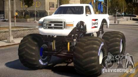 Monster Truck V.1 для GTA 4