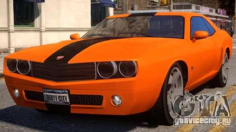 Bravado Gauntlet Sport Rims для GTA 4