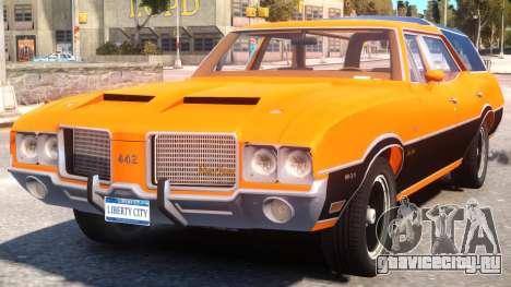 Oldsmobile VC Cragar Series 351 для GTA 4