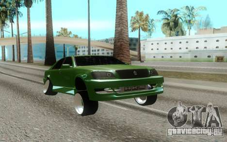 Toyota Crown Low Back для GTA San Andreas