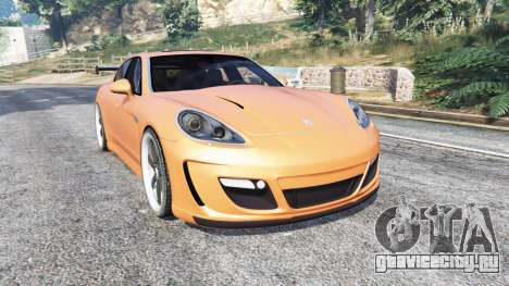 Porsche Panamera Turbo (970) v1.1 [replace] для GTA 5