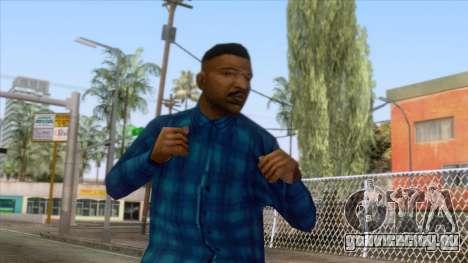 Crips & Bloods Fam Skin 4 для GTA San Andreas