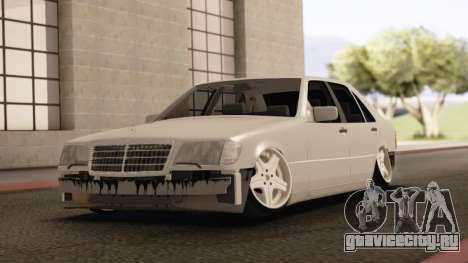 Mercedes-Benz 600SEL для GTA San Andreas