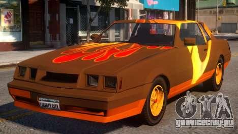 Sabre2 Mod для GTA 4