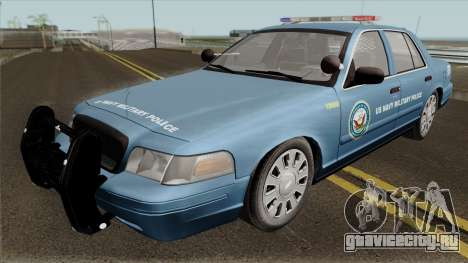 Ford Crown Victoria US Navy Military Police для GTA San Andreas