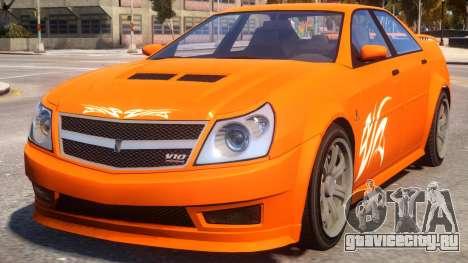 Presidente Facelift для GTA 4