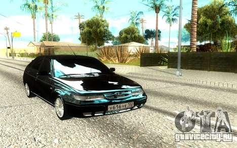 Lada 112 Black Edition для GTA San Andreas