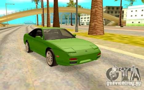 Nissan 180SX Coupe для GTA San Andreas