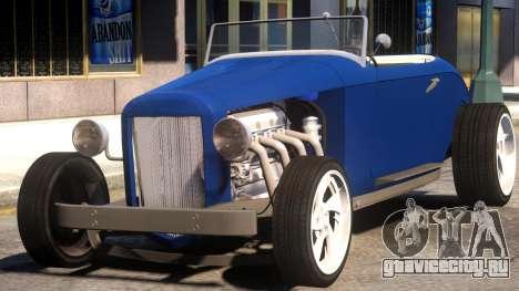 Hot Rod v1.0 для GTA 4