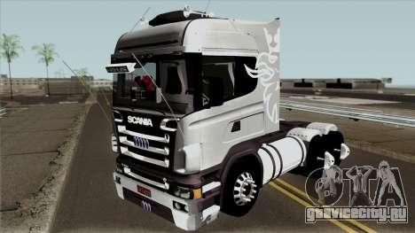 Scania R580 Highline для GTA San Andreas