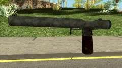 Welrod MK IIA для GTA San Andreas