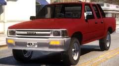 Toyota Hilux для GTA 4