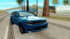 Jeep Grand Cherokee SRT Offroad для GTA San Andreas