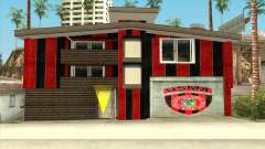 Usma Club House In Santa Maria Beach для GTA San Andreas