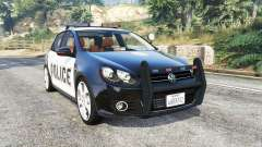 Volkswagen Golf (Typ 5K) LSPD v1.1 [replace]