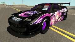 Honda NSX-R RB Itasha Sachiko Koshimizu для GTA San Andreas