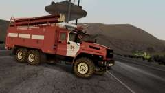 Ural Next Firetruck