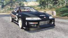 Honda Integra Type-R 1998 tuned v1.1 [replace] для GTA 5