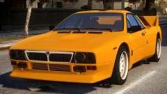 Lancia 037 Stradale v1.1 для GTA 4