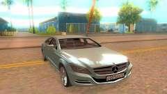 Mersedes-Benz CLC для GTA San Andreas