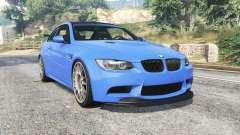 BMW M3 GTS (E92) 2010 BBS rims [add-on] для GTA 5