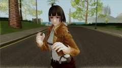 Naotora Extra Costume 01 Attack on Titan для GTA San Andreas
