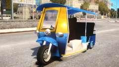 Tuk Tuk Taxi для GTA 4