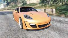 Porsche Panamera Turbo (970) v1.1 [replace] для GTA 5