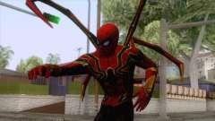 Marvel Future Fight - Spider-Man (Infinity War) для GTA San Andreas