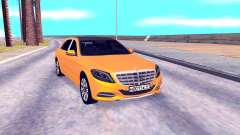Mercedes-Benz Maybach W222 для GTA San Andreas