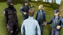 Хорватские Полицейские Пакет для GTA San Andreas