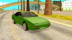 Nissan 180SX Coupe для GTA San Andreas