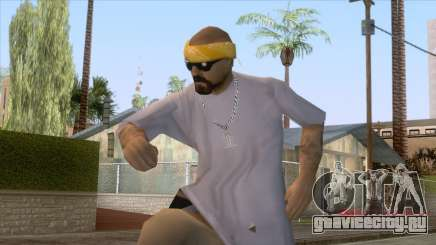 Crips & Bloods Lsv Skin 1 для GTA San Andreas