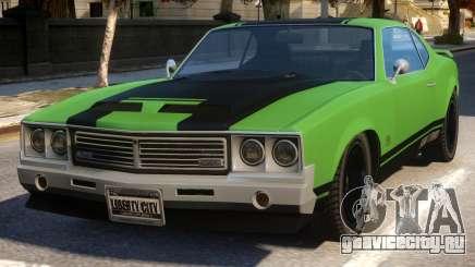 New Sabre GT Tuned для GTA 4