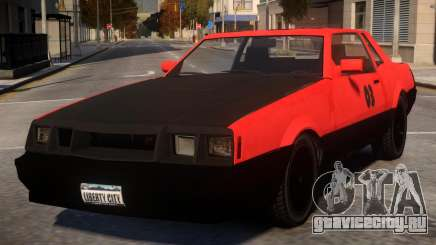 New Sabre V3.1 для GTA 4