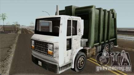 Old 01 Dirty Trashmaster для GTA San Andreas