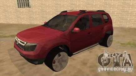 Dacia Duster Low для GTA San Andreas