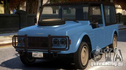 Canis Kalahari HQ для GTA 4