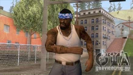 Crips & Bloods Fam Skin 5 для GTA San Andreas