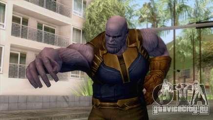Marvel Future Fight - Thanos (Infinity War) для GTA San Andreas