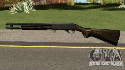 Shotgun from Cry Of Fear для GTA San Andreas
