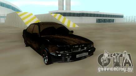 BMW 750 Damaged для GTA San Andreas