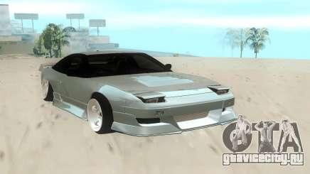 Nissan 240 SX Coupe для GTA San Andreas